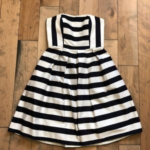 BN TOMMY HILFIGER navy white party cruise dress 6